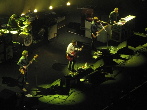 Royal Albert Hall Teenage Cancer Trust Gig March 28, 2015
