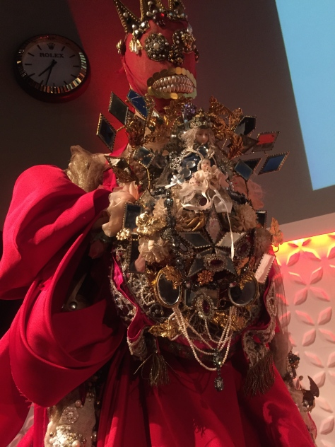 "The creative ""marriage"" of John Galliano with Mason Martin Margiela - as expressed with items Galliano collected"